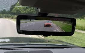 2018 nissan armada platinum with intelligent rear view mirror