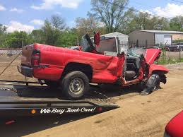 wrecked dodge trucks junk cars indianapolis be careful indianapolis