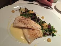 au f駑inin cuisine barbue picture of restaurant au souper fin frichemesnil tripadvisor