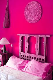 Color For Happy Pink Is Vibrant And Happy Perfect Color For A Bedroom Home