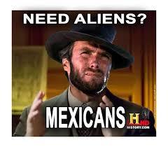 History Channel Guy Meme - aliens history channel guy meme gaby hoffmann on being nude in