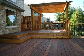 Patio Deck Ideas Backyard by Patios And Decks Pictures U2013 Smashingplates Us