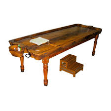 ayurvedic massage table for sale wooden oil massage table massage table kerala ayurveda