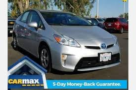 toyota san jose used cars used toyota prius for sale in san jose ca edmunds