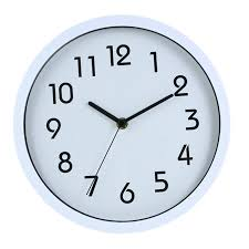 Silent Wall Clock Modern Colorful Silent Non Ticking Home Kitchen Living Room Wall
