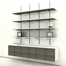 modern wall mounted shelving u2013 bookpeddler us
