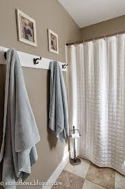 Bathroom Towel Holder Bathroom Wall Mounted Towel Rack Beautiful With Regard To Bath