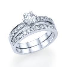 bridal set rings bridal set engagement diamond rings veronik river diamonds