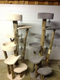 unusual cat trees interesting cat furniture modern cat tree