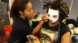 makeup artistry school character makeup at cosmix school of makeup artistry