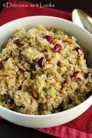 delicious as it looks cranberry orange quinoa