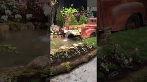 aquascapes of ct 2018 hartford flower garden show by aqua scapes of ct llc youtube