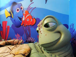 finding nemo bedroom curtains nursery decor wall mural dory