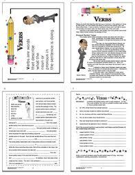 tense verbs and task cards bundle l 5 1b l 5 1c l 5 1d l