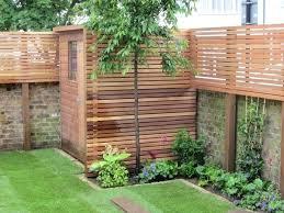 Garden Privacy Ideas Garden Fence Screening Best Garden Privacy Ideas On Garden Privacy