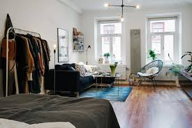 decorating one bedroom apartment interior design