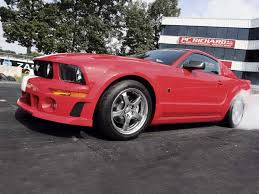 2005 ford mustang roush 2005 mustang gt rip this joint mustangs fast fords magazine