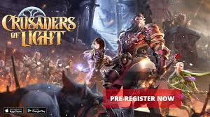 crusaders of light mmorpg best android games list 2016 mmojam