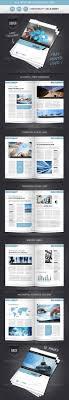 12 page brochure template corporate business brochure template a4 letter by franceschi rene