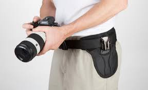 spiderlight camera holster durable lightweight and versatile