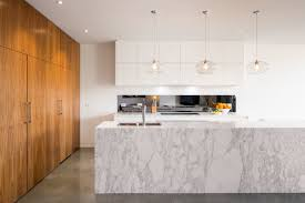 photo 8 of 11 in 10 modern examples that show how to use marble in