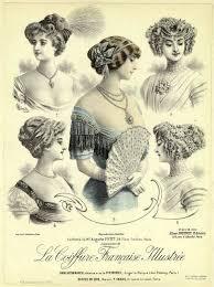 Frisuren Antike Anleitung by 1910 1919 Titanic Chanel Max Factor Ballet Russes Retrochicks