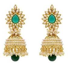 punjabi jhumka earrings buy indian earrings online in usa