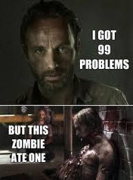 Walking Dead Birthday Meme - 182 best zombies images on pinterest the walking dead geeks