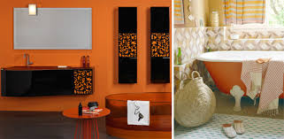orange bathroom ideas orange interior design fresh bright ideas interior design ideas