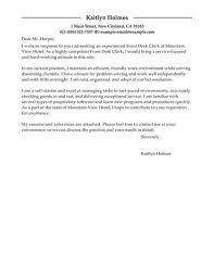 cover letter for front desk position leading hotel hospitality