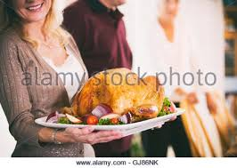traditional thanksgiving dinner usa stock photo 88246960 alamy