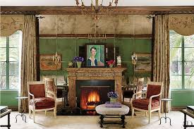 Fireplaces In Homes - fireplace ideas and fireplace designs photos architectural digest