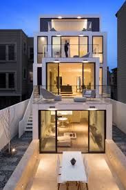 Minimalist Beach House Design by 237 Best Modern Home Designs Images On Pinterest Modern Modern