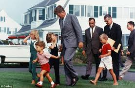 Caroline Kennedy S Children What Would Jackie Say Dishevelled Kennedy Clan Look Less Than