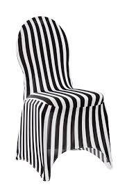 Spandex Chair Cover Rentals Spandex Banquet Chair Cover Stripe At Cv Linens Cv Linens