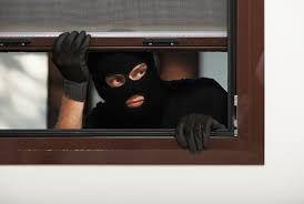 window security film prevents would be thieves from gathering info