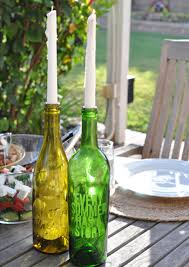 Unusual Wine Bottles Wine Bottle Crafts Diy Wine Bottles
