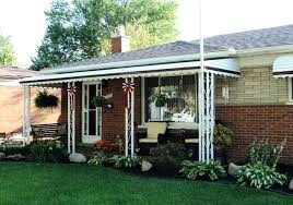 Patio Covers Home Depot Aluminum Patio Awnings Parts Aluminum Porch Awnings Price Aluminum