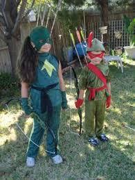 Green Arrow Halloween Costume Friends Don U0027t Friends Kids Dress Zelda Grown