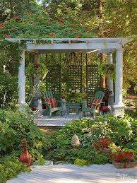 Pergola Landscaping Ideas by 723 Best Conservatories Courtyards Greenhouses Pergolas Images