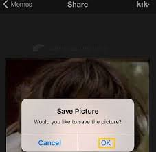 Kik Memes - the fastest way to regain kik pictures on iphone