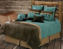 King Size Turquoise Comforter Delaware Quilted Bedding Rustic Bedding Sets Rustic King Size Bed