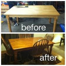 Kitchen Tables More by My New Refurbished Kitchen Table Took A Lot Of Time And Work But