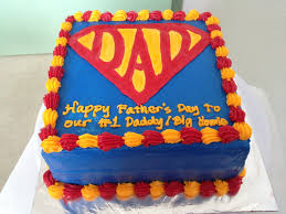 superdad cake for father u0027s day twincupcakery