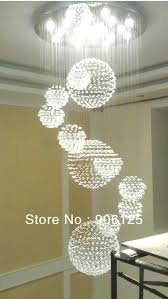 How High To Hang Chandelier Chandeliers 2 Story Foyer Chandelier How High To Hang Chandelier
