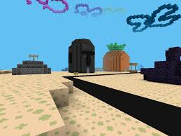 Minecraft Pe Maps Ios Bottom City Creation Minecraft Pe Maps