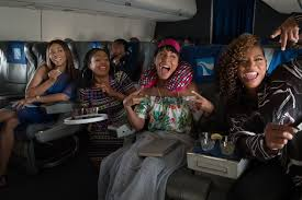 girl s girls trip a filthy freeing physical comedy the new yorker