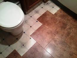 bathroom floor ideas vinyl peel and stick vinyl flooring bathroom home town bowie ideas