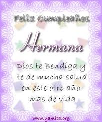 imagenes para cumpleaños de mi hermana cumpleaños feliz para mi hermana tarjetas de felicitación