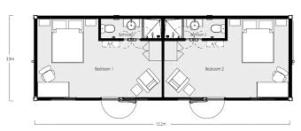 Shipping Container Home Floor Plan Sea Container Home Designs 25 Shipping Container House Plans Green